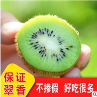 猕猴桃新鲜水果包邮翠香绿心奇异果泥猴桃陕西周至大果非眉县徐香