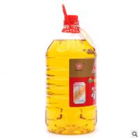 大豆食用调和油5升 厂家直销贴牌oem花生油芝麻油食用油一件代发