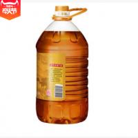 金龙鱼外婆乡小榨菜籽油5L非转基因压榨菜籽油浓香压榨批发销售
