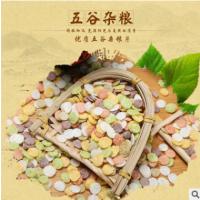 五谷杂粮片大米绿豆荞麦片精选压香浓营养熬粥袋装14Kg