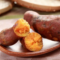 现挖番薯新鲜 地瓜板栗小红薯鲜紫薯黄红 心山芋山东地瓜小香薯5斤