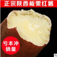 甜红薯甜地瓜陕西正宗板栗红薯农家自产老少皆宜现摘现发九斤