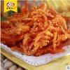 烟台龙口海产麻辣鱿鱼烤丝即食海产品5kg一件代发厂家批发