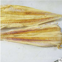 延边朝鲜族真味明太鱼干 去头去皮去骨 宣板鱼肉500g/包