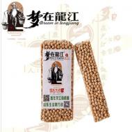 梦在龙江龙江大豆 黄豆 豆浆豆 400g 4块包邮 粮食 黑土 养生