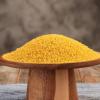 西部黄土地农家黄小米五斤色泽金黄质粘味香新疆西藏不发
