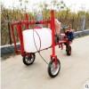 小方向盘式喷药机 三轮自走式喷药机 玉米小麦地打药机