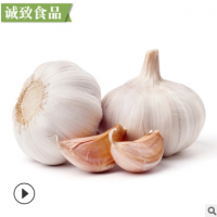 厂家直销2018紫皮大蒜头蒜调味品邳州农家特产新鲜蒜头干蒜
