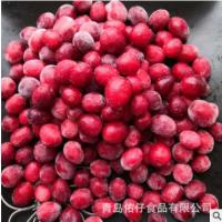 速冻冷冻蔓越莓 优质进口蔓越莓 水果北美智利蔓越橘 鹤莓