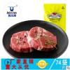 科尔沁内蒙牛肉生鲜冷冻澳洲菲力牛排150g 含酱包油包厂家批发
