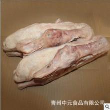 新鲜冷冻鸭 白条鸭子 冷冻整只鸭