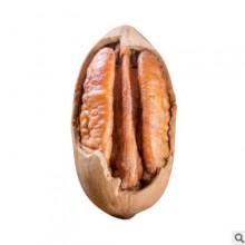 厂家批发新货休闲食品优质中尖碧根果长寿果散装直批坚果炒货包邮
