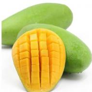 越南大青芒果8斤装包邮新鲜大青芒 大金煌多肉水果大青芒果