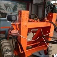 亚华08小铲车断腰单缸农用柴油360度旋转抓木机装载机全新