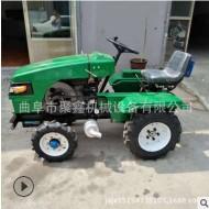 小四轮轴转动马力多种 硬土优质旋耕机旺季 低矮果园用拖拉机