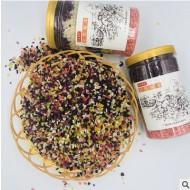 五谷杂粮纯手工优质五色糯米饭 花糯米植物染色五彩大米现货代工
