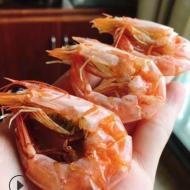 微商香脆虾即食零食250g/袋装 原味脆虾海鲜食品烤脆虾 厂家直销