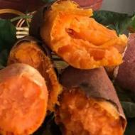 云南小红薯新鲜蜜香甜薯板栗紫薯小地瓜小番薯带箱10斤灰薯