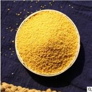 批发山西黄小米新米500g真空月子米小米粥五谷杂粮孕妇晋谷小黄米