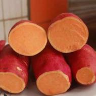 巴马蜜薯2.5斤拍2=5斤装合并发货新鲜红薯金手指广西地瓜(一鲜)