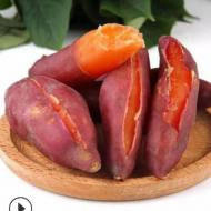 巴马蜜薯3/5斤装 新鲜红薯 番薯 金手指 广西地瓜 一件代发 9