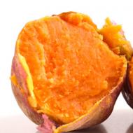 现挖新鲜蜜薯红薯红心地瓜农家小番薯糖心板栗薯5斤装 香甜软糯