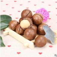 夏威夷果5斤 澳洲特产开口散装批发送开果器零食代理10斤坚果