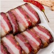 农家柴火烟熏2斤装五花腊肉 湖南五花土猪腊肉 精品老腊肉批