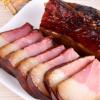 厂家批发 农家柴火土猪烟熏腊肉称重 农家自制腊肉 二刀腊肉