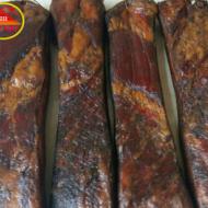 腊肉厂家直供散装柴火烟熏五花腊肉 农家土猪腊肉 湖南特产腊肉