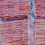 红蟹腿肉 板蟹腿肉 日料蟹肉 雪蟹肉 日本料理食材 蟹柳 蟹棒