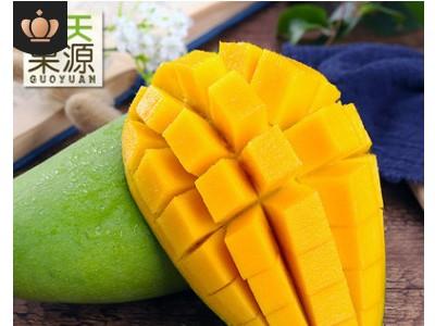 产地货源越南大青芒5斤 大金煌芒大芒果一件代发水果批发非凯特芒