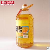 灶王全家福玉米胚芽清香食用调和油5L 食用油物理压榨食用植物油