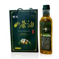 螺欣野生绿色有机山茶油 特色土产传统压榨工艺 厂家直销现货批发