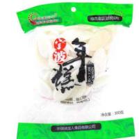 厂家包邮批发切片年糕片300克*1糯年糕火锅商用餐馆年糕特产小吃