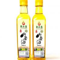 聚尔康山茶油500ml*2瓶装
