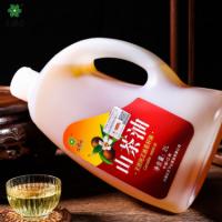 木梓园山茶油2L装赣南茶油有机茶籽油非调和婴儿宝宝辅食油茶油