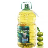 艾莉阁特食用餐饮调和油批发 5L橄榄菜籽调和油 压榨植物调和油