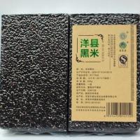 厂家批发 正宗洋县黑糯米1斤装超实惠