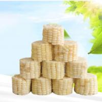 批发糯玉米 冷冻白玉米段 糯玉米一件代发 供应糯玉米段