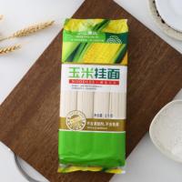 高筋粉中江颜氏玉米挂面袋装干面1kg袋装四川中江特产批发