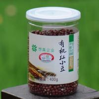 有机红小豆 400g罐装 五谷杂粮 红豆 豆沙包 厂家直供 批发OEM
