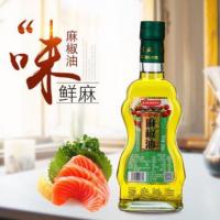 卓越青花椒油280ml 食用麻椒油麻油 凉拌烹饪调味品调味油