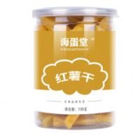 香脆红薯条150g红薯干 果蔬甘薯条脆片休闲零食食品批发 一件代发