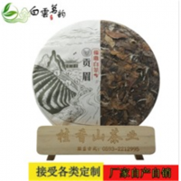 厂家供应福鼎白茶 白茶饼茶叶贡眉饼老白茶寿眉白茶