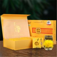 正宗修水原产地金丝皇菊一朵一杯礼盒装 五级大黄菊清热下火茶叶