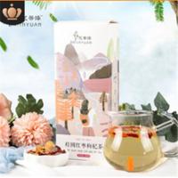 桂圆枸杞红枣茶女人茶厂家贴牌组OEM贴牌代加工一件代发