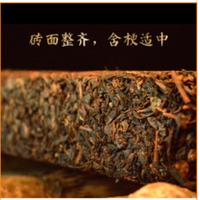 私人定制 安化正宗金花茯砖茶 湖南安化黑茶叶一级茯茶厂家