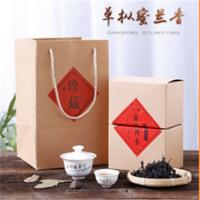 单枞蜜兰花香 凤凰单枞茶叶 散装单丛茶直销 2020年新春茶纸盒装