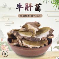 产地直销野生食用菌干片美味牛肝菌散装食用菌菇干货特产现货批发